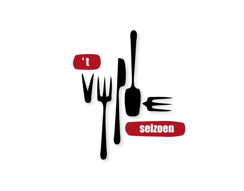 Het Logo van Restaurant 't Vijfde Seizoen Aalter