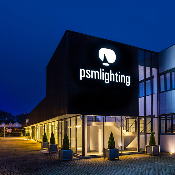 psmlighting gevel