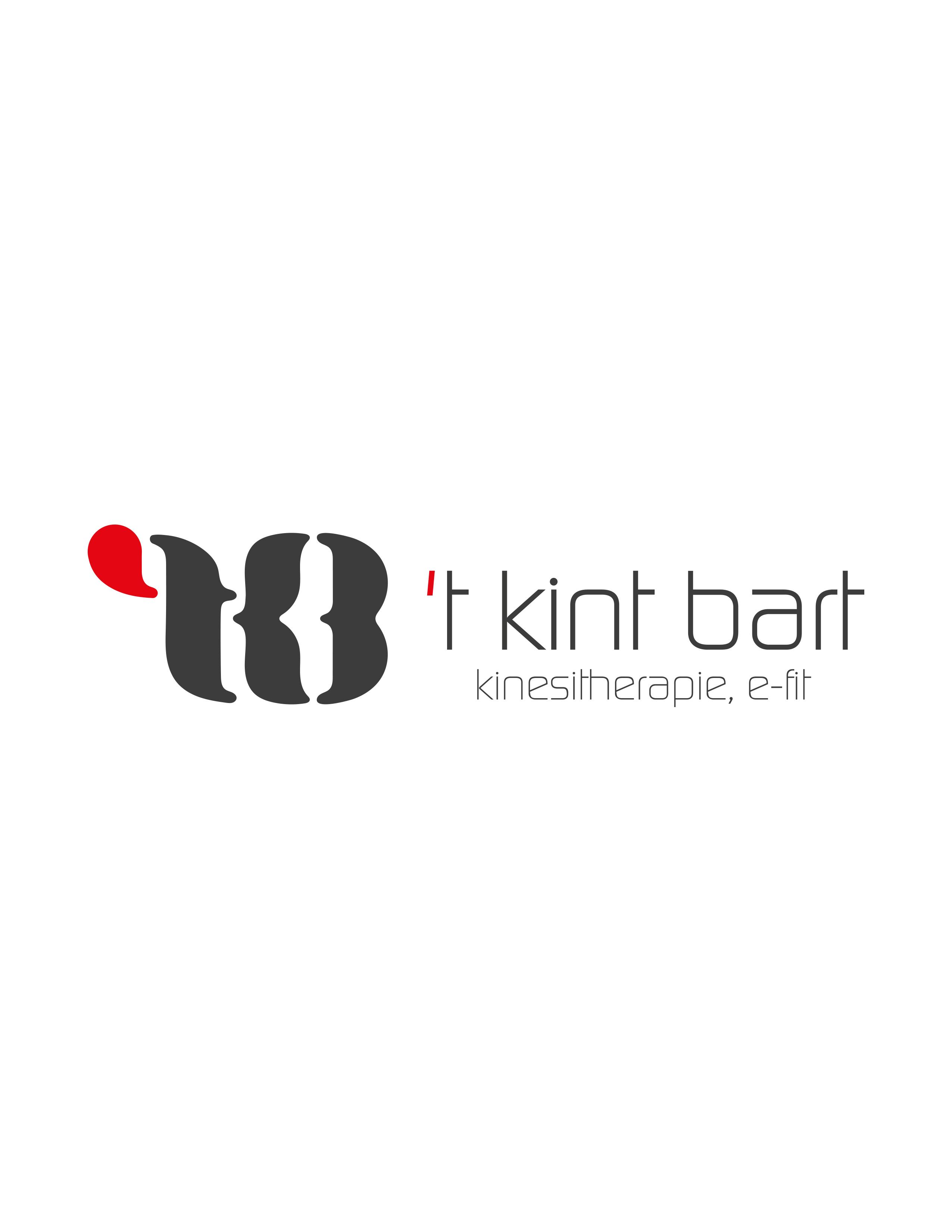 't Kint Bart - logo kiné e-fit accupunctuur