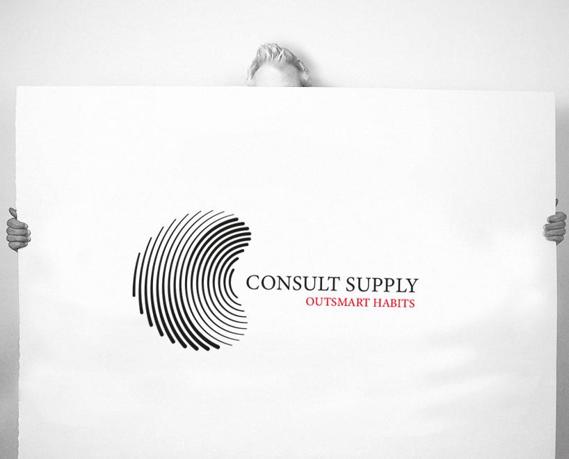 Consult Supply : Logo + Baseline